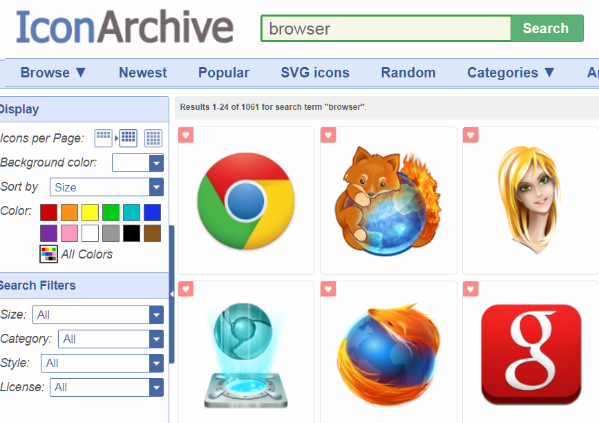 自製桌面 icon,轉換工具